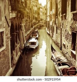 Canale a Venezia