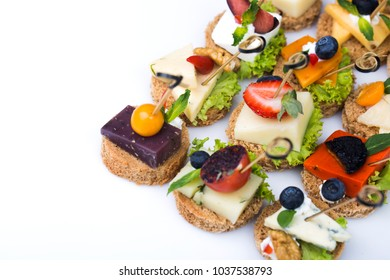 Canape or crostini? Ideal as an aperitif.
