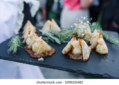 canapes catering wedding