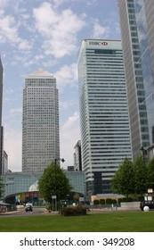 Canary Wharf, Docklands
