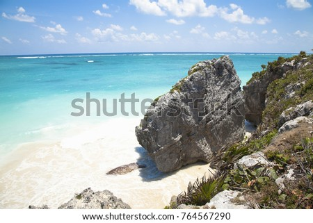 Cancun Quintana Roo Mexico High Angle Stock Photo Edit Now
