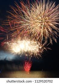 Canda Day fireworks