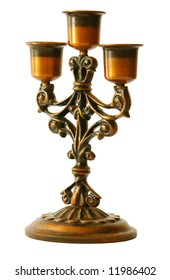 Candelabra, side view