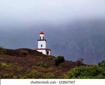 Candelaria Church, Frontera Region, Hierro, Canary Islands