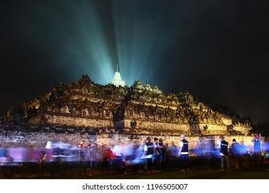 Candi Borobudur Waisak
