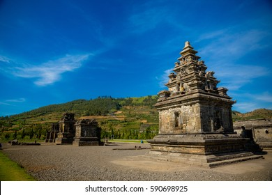 Candi Gebang Hindu Temple - Yogyakarta, Indonesia