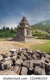 Candi Gedong Song the Hindust Temple