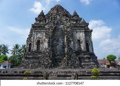 Candi Kalasan, ancient buddhism temple in Prambanan temple complex near Yogyakarta in Central Java, Indonesia