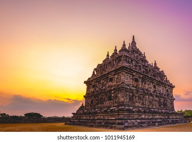 Candi Plaosan, also known as the 'Plaosan Complex', is one of the Buddhist temples located in Bugisan village, Prambanan district, Klaten Regency, Central Java, Indonesia,