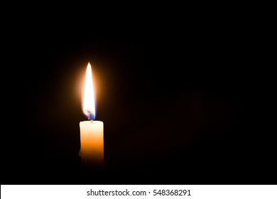 Single Candle Images, Stock Photos & Vectors | Shutterstock