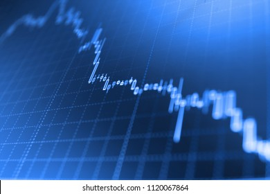 Candle stick graph chart of stock market investment trading. Business analysis diagram. Market or forex trading graph and candlestick chart suitable for financial investment concept.