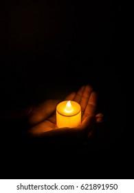 Prayer Black Background Images, Stock Photos & Vectors | Shutterstock