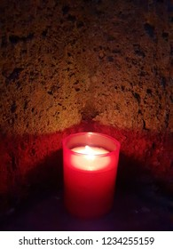 candlelight for commemoration