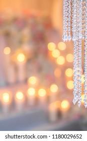 candlelight vigil background