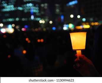 candlelight vigil - Light a candle