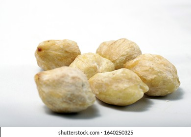 candlenut also known as kemiri, one of herbs that usually used for asian food as seasoning