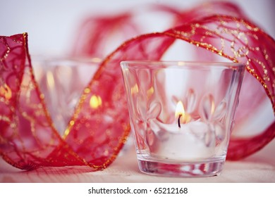 candles - candlelight background