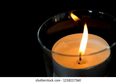 Candles are lit around the world on Nov 1 and 2, especially by the Catholics, to remember the dear during All Saints' and All Souls' Day