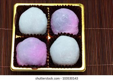 Candy Japanese Daifuku.