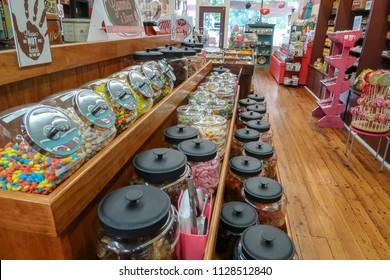 Candy in a candy shop