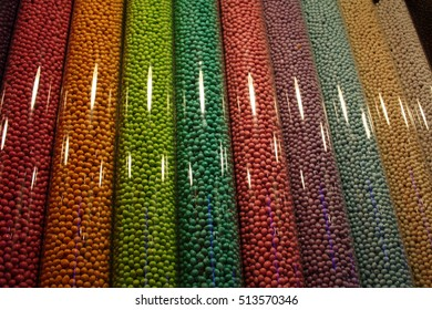 candy tubes