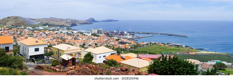 Canical town, Madeira island, Portugal