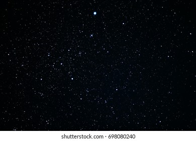 Canis Major constellation. Star cluster messier 41