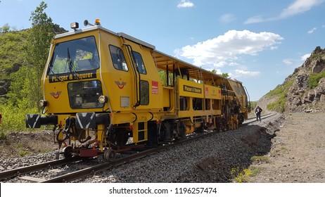 Imágenes, fotos de stock y vectores sobre Ferrocarril