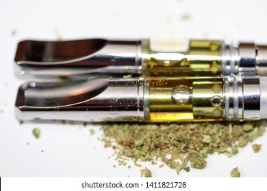 Cannabis Oil, Vaping THC and CBD