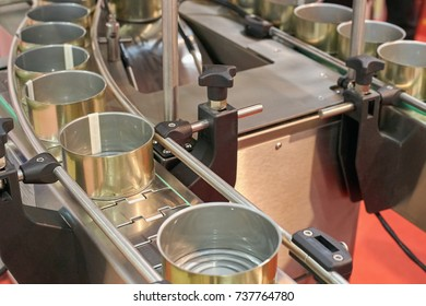 canned can production line