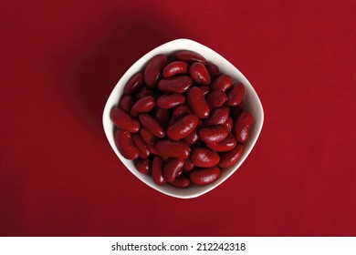 Canned Dark Red Kidney Beans