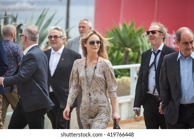Cannes, France - 11 MAY 2016 - Vanessa Paradis attends the jury photocall during the 69th annual Cannes Film Festival at Palais des Festivals