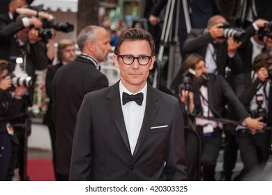 Cannes, France - 14 MAY 2016 - Michel Hazanavicius attends 'The BFG (Le Bon Gros Geant - Le BGG)' premiere during the 69th annual Cannes Film Festival
