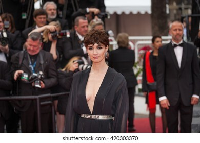 Cannes, France - 14 MAY 2016 - Paz Vega attends 'The BFG' premier during the 69th Annual Cannes Film Festival