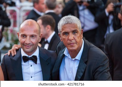 Cannes, France - 15 MAY 2016 - Samy Naceri attends the 'From The Land Of The Moon (Mal De Pierres)' premiere during the 69th annual Cannes Film Festival