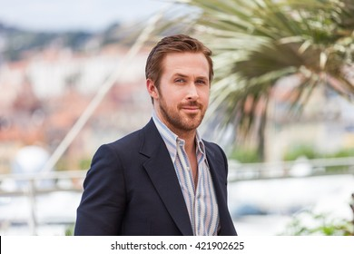 Cannes, France - 15 MAY 2016 - Actor Ryan Gosling attends 'The Nice Guys (The Nice Guys-LA Detectives)' - Photocall at the annual 69th Cannes Film Festival at Palais des Festivals