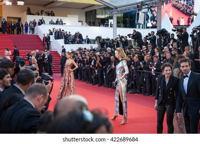 Cannes, France - 17 MAY 2016 - Karlie Kloss attends the 'Julieta' Premiere at the annual 69th Cannes Film Festival