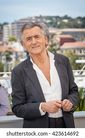 Cannes, France - 20 MAY 2016 - Director Bernard-Henri Levy attends 'Peshmerga' Photocall during The 69th Annual Cannes Film Festival