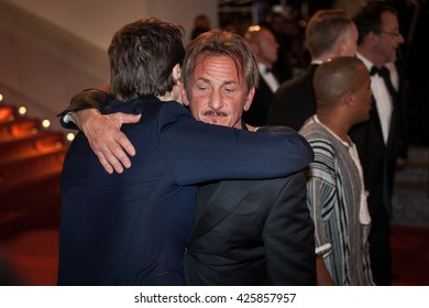 Cannes, France - 20 MAY 2016 - Sean Penn attends 'The Last Face' Premiere during the 69th annual Cannes Film Festival at the Palais des Festivals