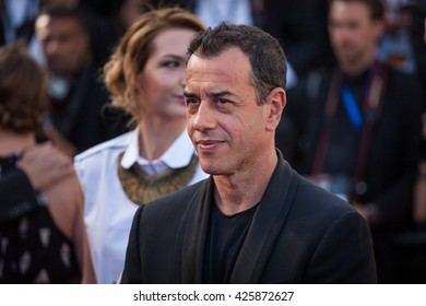 Cannes, France - 20 MAY 2016 - Matteo Garrone attends the screening of 'The Last Face' at the annual 69th Cannes Film Festival