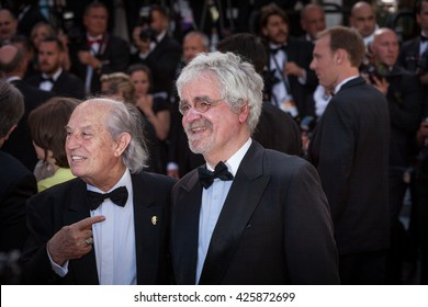 Cannes, France - 20 MAY 2016 -Guests attend the screening of 'The Last Face' at the annual 69th Cannes Film Festival