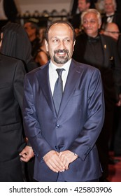 Cannes, France - 21 MAY 2016 - Director Ashgar Farhadi attends 'The Salesman (Forushande)' Premiere during the 69th annual Cannes Film Festival