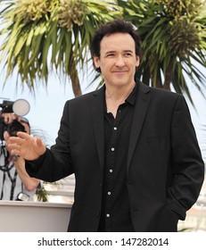 Cannes, France. 240512 John Cusack at a Cannes Film Festival photocall for the film The Paperboy. 23 May 2012