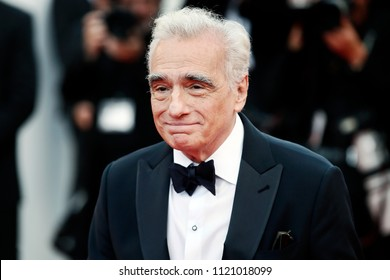 CANNES, FRANCE - MAY 08: Martin Scorsese attends the screening of 'Everybody Knows' and the opening gala during the 71st Cannes Film Festival on May 8, 2018 in Cannes, France.