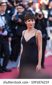 CANNES, FRANCE - MAY 09, 2018:  Ursula Corberoattends the screening of 'Everybody Knows (Todos Lo Saben)' and the opening gala during the 71st annual Cannes Film Festival