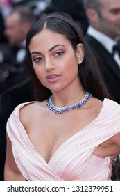 CANNES, FRANCE - MAY 09:   Inanna Sarkis attends the screening of Yomeddine during the 71st Cannes Film Festival on May 9, 2018 in Cannes, France.