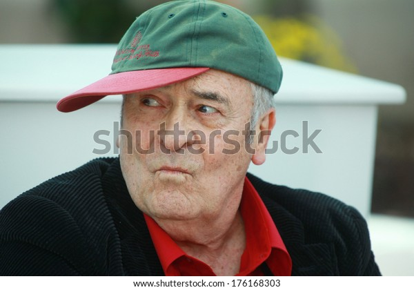 CANNES, FRANCE - MAY 11: Director Bernardo Bertolucci attends a photocall at the Palais des Festivals during the 64th Cannes Film Festival on May 11, 2011 in Cannes, France.