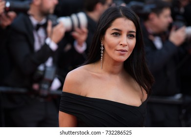 CANNES, FRANCE - MAY 11: Leila Bekhti attends the 'Cafe Society' premiere and the Opening Night Gala during the 69th annual Cannes Film Festival at the Palais des Festivals on May 11, 2016 in Cannes