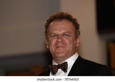 CANNES, FRANCE - MAY 12: John C. Reilly attends the 'We Need To Talk About Kevin' Premiere during the 64th Cannes Film Festival at the Palais des Festivals on May 12, 2011 in Cannes, France