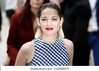 CANNES, FRANCE - MAY 12: Marion Cotillard attends the photo-call for the 'Angel Face' during the 71st Cannes Film Festival on May 12, 2018 in Cannes, France.